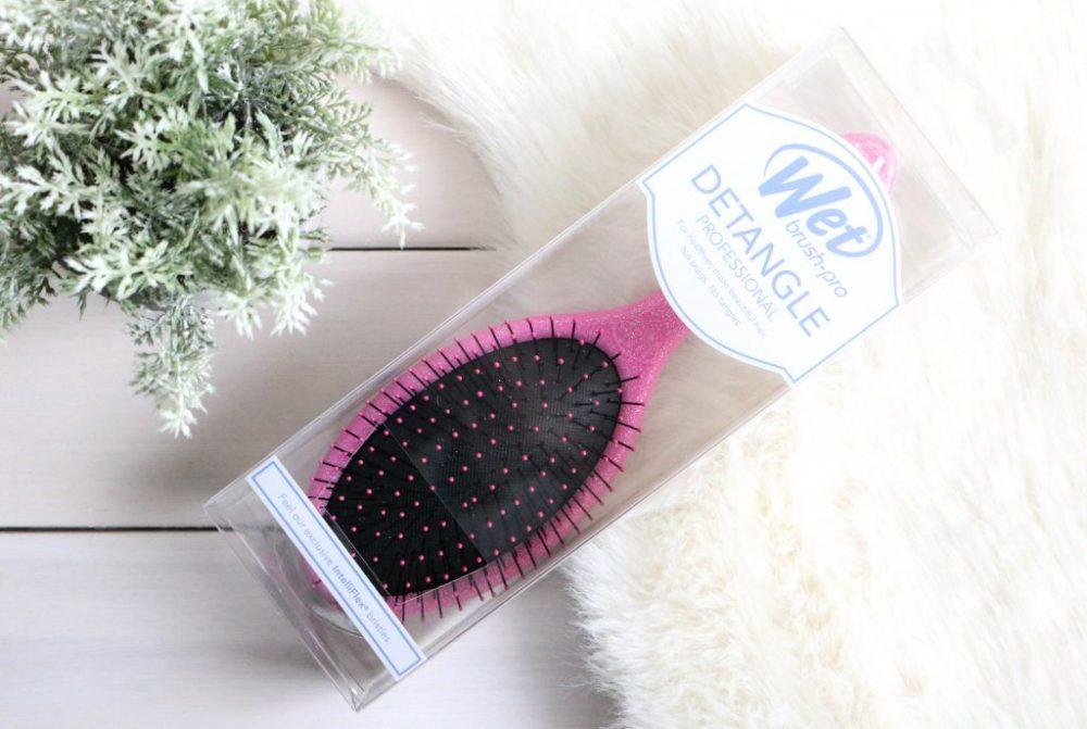 Holiday Glitter Wetbrush (Cadeautip)