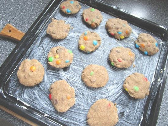 5 koekjes