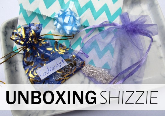 1 shizzie unboxing
