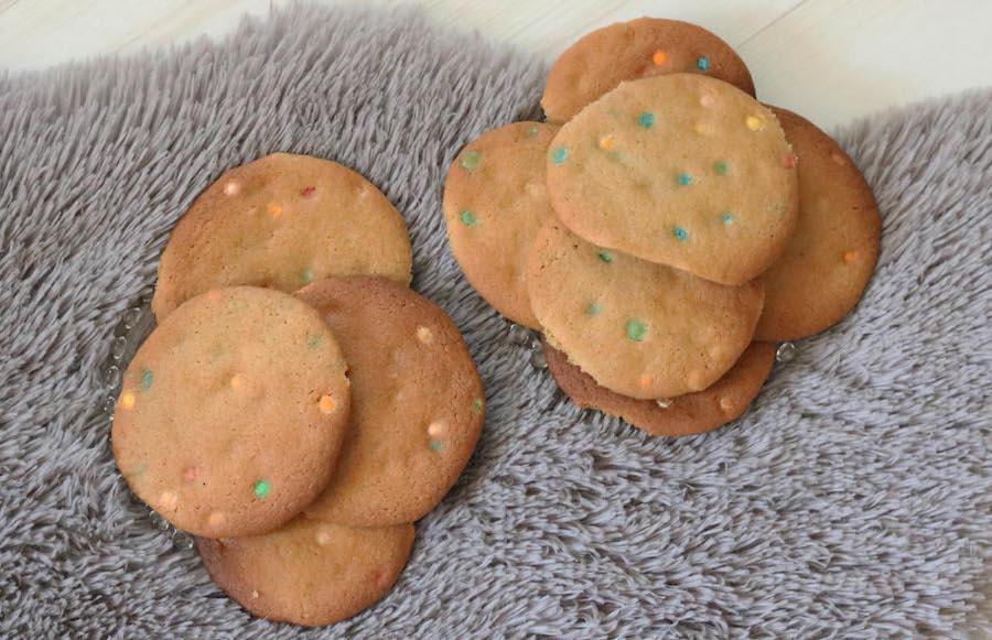 8 koekjes